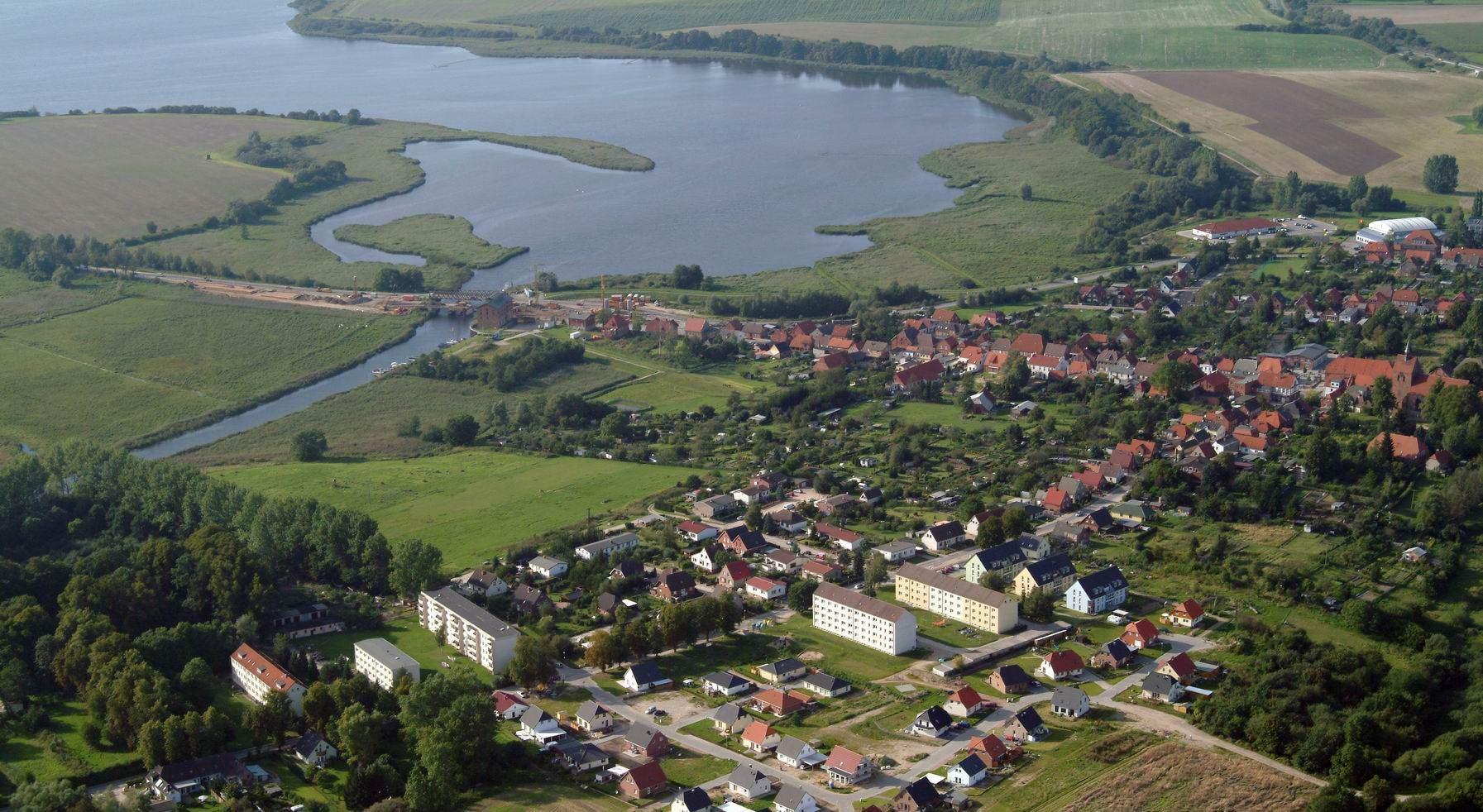 Dassow Luftbild
