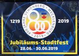Stadtfest 2019 - 800-Jahre