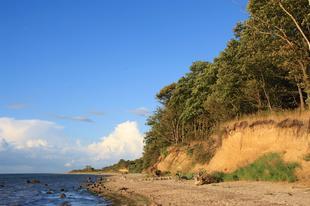 Ostsee mit Strand