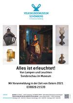 Ausstellung: Von Lampen und Leuchten Ostern 2021