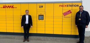 Neue Paketstationt in Schönberg