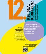 Logo 12. Regionalkonferenz Rechtsextremismus & Demokratieförderun