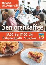 Seniorenkaffee 18.8.21