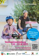 Poster 2021 STADTRADELN - TEAM Stadt Schönberg