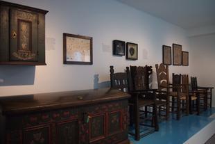 Ausstellung Raum 3