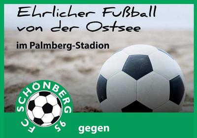 Landesliga Punktspiel: FC Schönberg 95 - SC Parchim